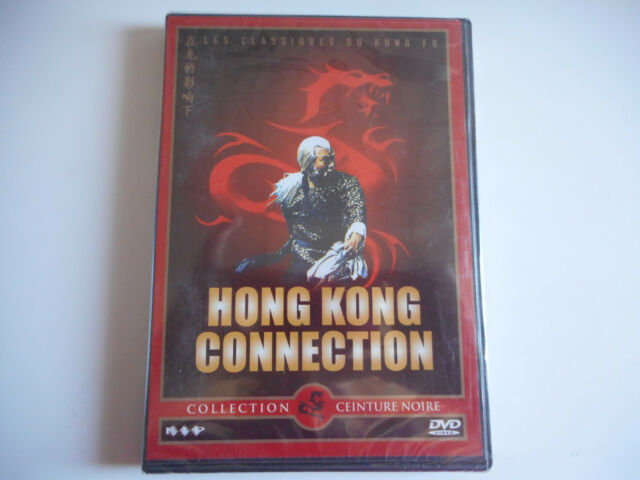 DVD NEUF - HONG KONG CONNECTION / COLLECTION CEINTURE NOIRE - ZONE 2