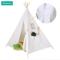 Wigwam Kids Teepee Tipi Tepee Play Tent Childrens Play Set For Indoor Outdoor