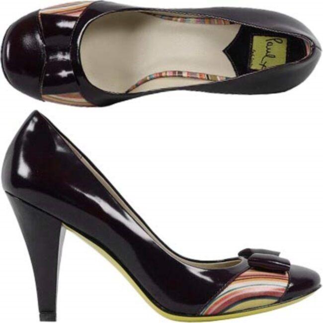 Paul Smith zapatos de corte corte lazo, arco Zapatos de corte corte b733c3