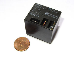 OMRON-G7G-12V-DC-Relay-SPST-NO-Contacts-30A-240VAC-155-OHM-Coil-G7G-1A2-CB-DC12