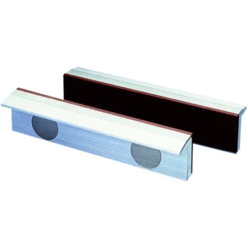 Hausmarke Magnet-Schraubstockbacken 150 mm Aluminium mit Fib