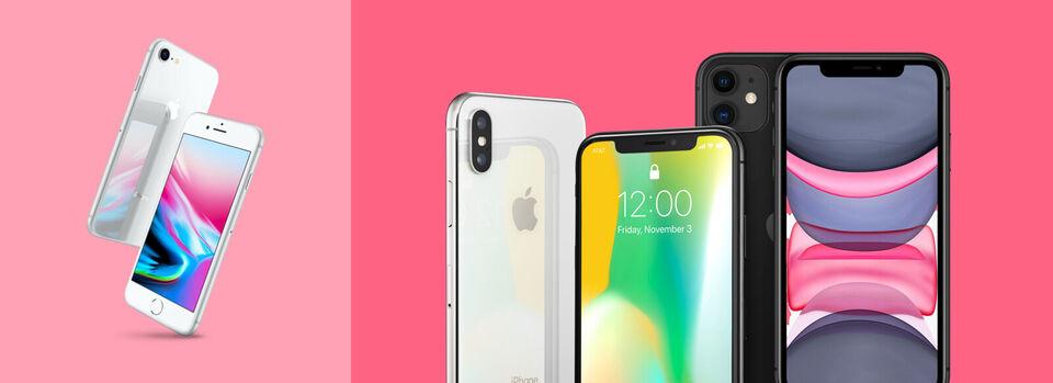 -10%* auf iPhones für alle! – Jetzt sparen - -10%* auf iPhones für alle!