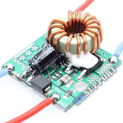 25mm 16V 2A CC 1~3 LED Single Mode for CREE 10W XM-L2 T6 U2 LED Buck Driver