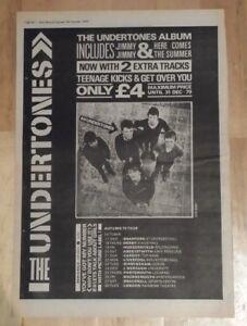 Undertones-tour-1979-press-advert-Full-page-28-x-39-cm-mini-poster