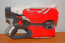 NERF Vortex DIATRON Dual Shot Gun Disc Blaster White