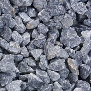Grau-weiss-Zierkies-Kies-16-22mm-Natursteine-Edelsplitt-Gartensteine-Traufkante