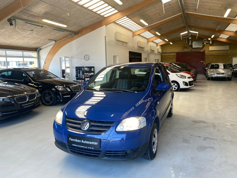 VW Fox 1,4 DK 75 3d - 19.900 kr.