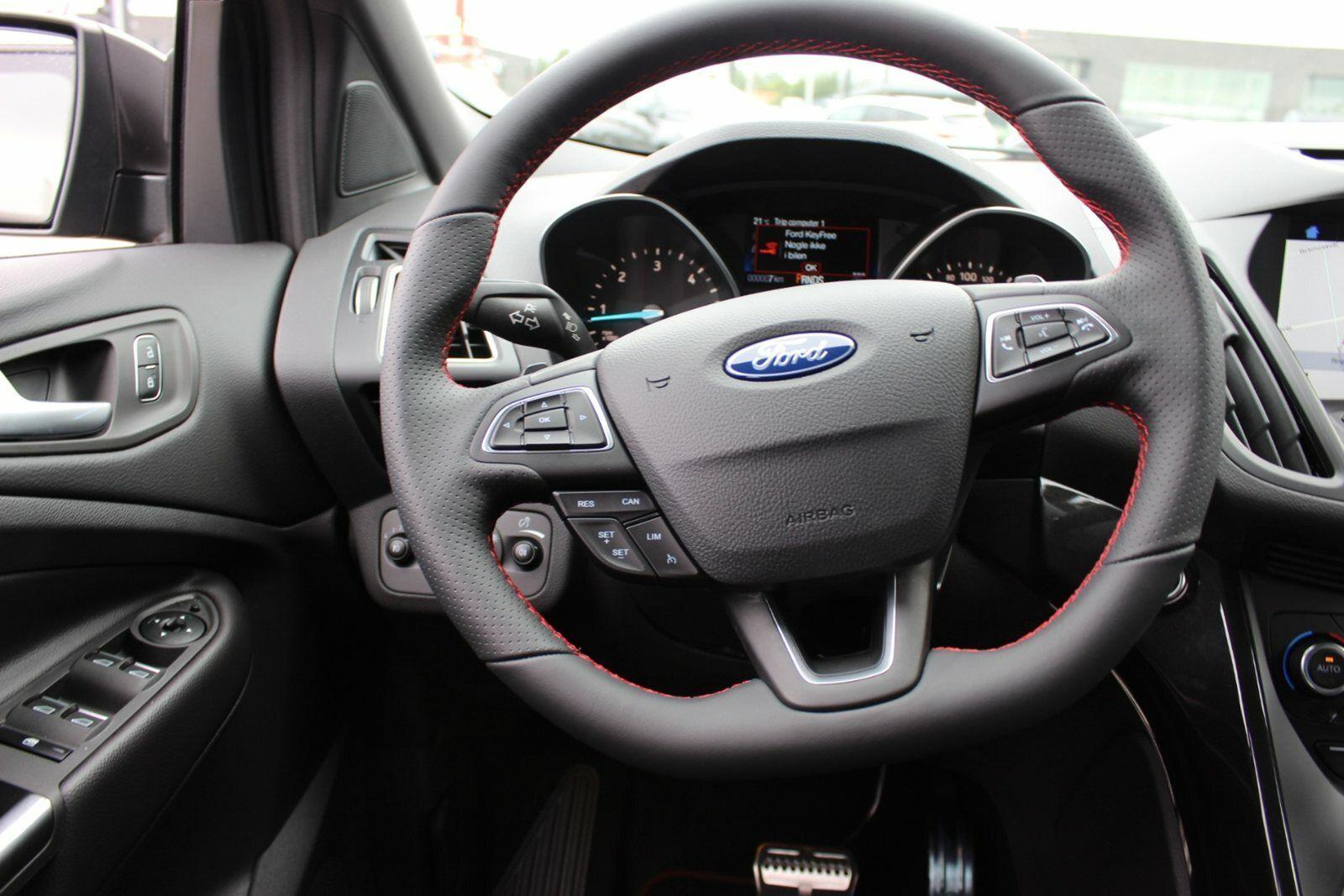 Ford Kuga 2,0 TDCi 120 ST-Line aut. - billede 9