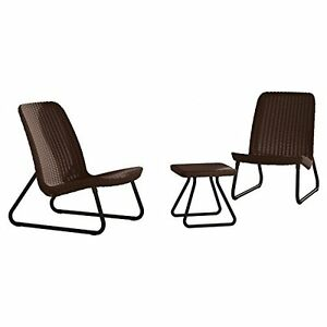 Patio furniture set durable outdoor patio chairs amp table set ebay
