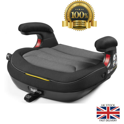 Peg Perego Viaggio Car Booster Seat  Seat 2 – 3 Shuttle Crystal Black Childrens