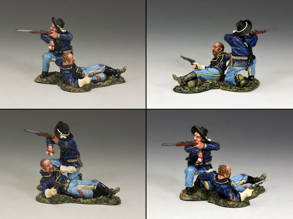 KING & COUNTRY THE REAL WEST TRW051 FRIENDS TO THE END MIB
