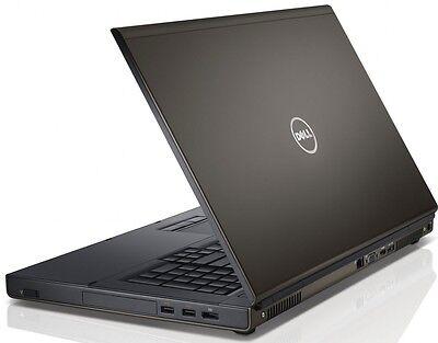 """Dell Precision M4600 15.6"""" Laptop Quad Core i7 2820QM 2.3Ghz 8GB 320GB Windows 7"""