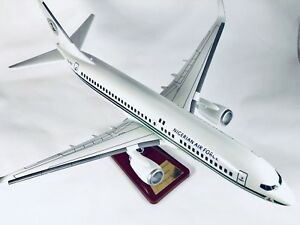 NIGERIAN-EAGLE-1-AIRFORCE-PRESIDENTIAL-JET-737-LARGE-PLANE-MODEL-WITH-PLAQUE