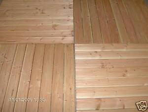 30 m² douglasie holzfliesen terrassendielen terrassenfliesen holz