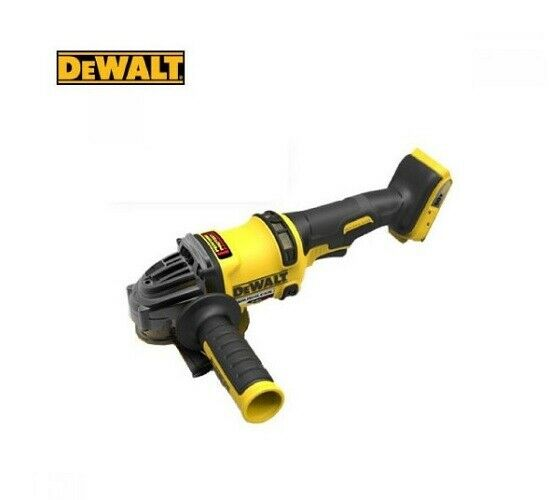 Dewalt DCG414N Cordless Grinder XR Flexvolt 125mm Only Body Power Tools_rmga