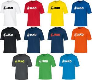 JAKO-Funktionsshirt-Promo-Gr-S-4XL-T-Shirt-Fitnessshirt-Sportshirt-Laufshirt