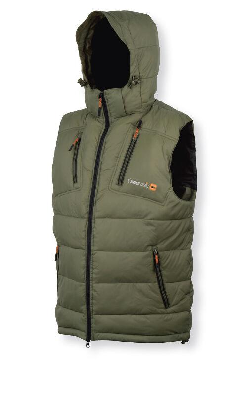 ProLogic Thermo CARP Vest-taglia selezionabile-Thermo Gilet thermoweste Pescatore GILET