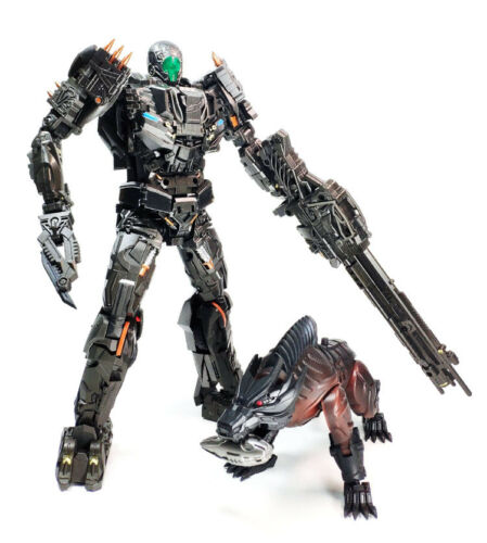 New Transformers BSL toys BSL-01 Peru Kill Movie 4 Lockdown Action figure toy