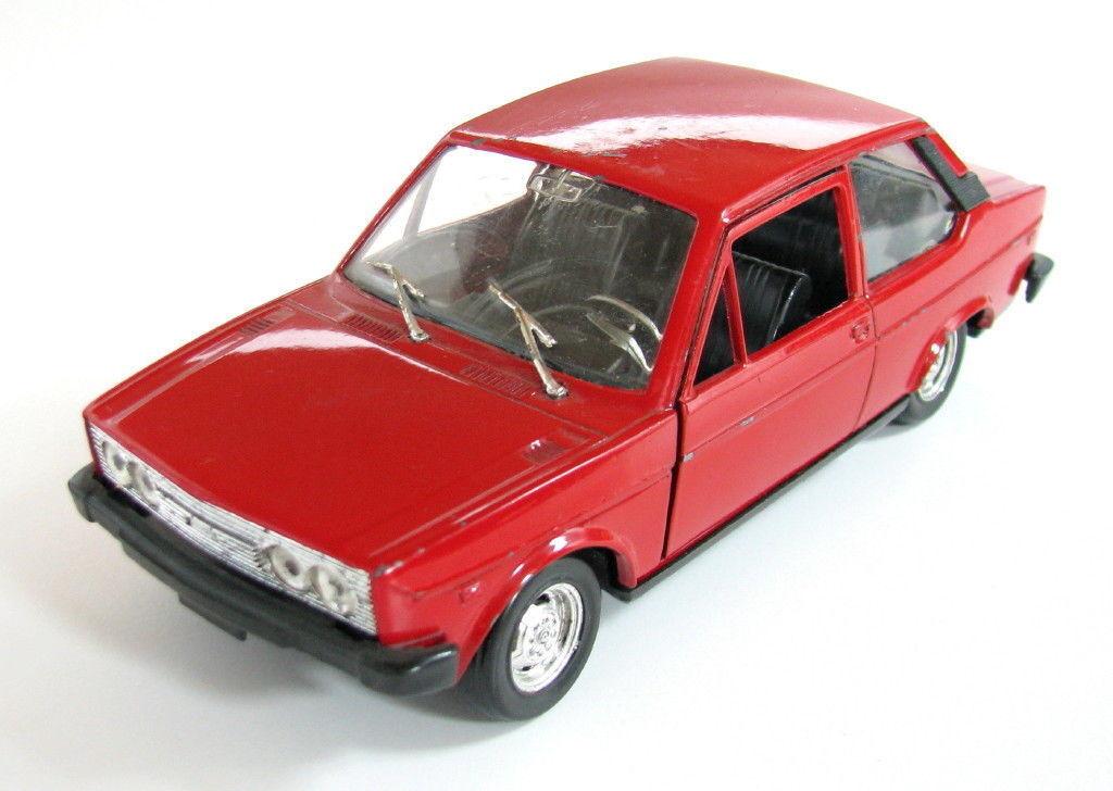 solo para ti Vintage Italiano De Metal Auto Juguete Fiat Fiat Fiat 131 Mirafiori 1975 Italia se Polistil ver & gt & gt  barato y de alta calidad