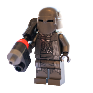 LEGO® Star Wars 75284 Knights of Ren Minifigur Ritter von Ren Cardo sw1099