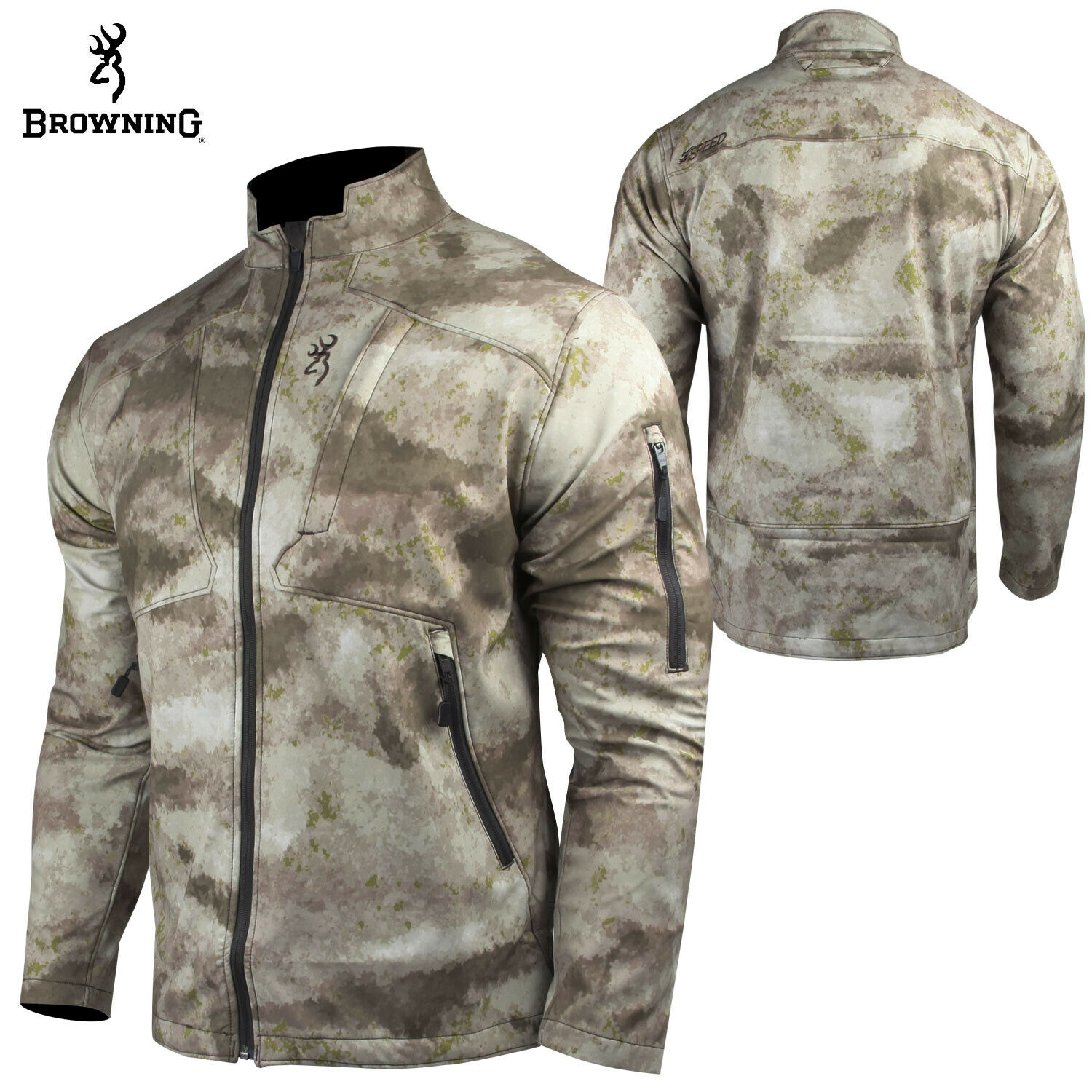 marróning Hell's Canyon velocidad Backcountry JKT (2X) - ATACS AU