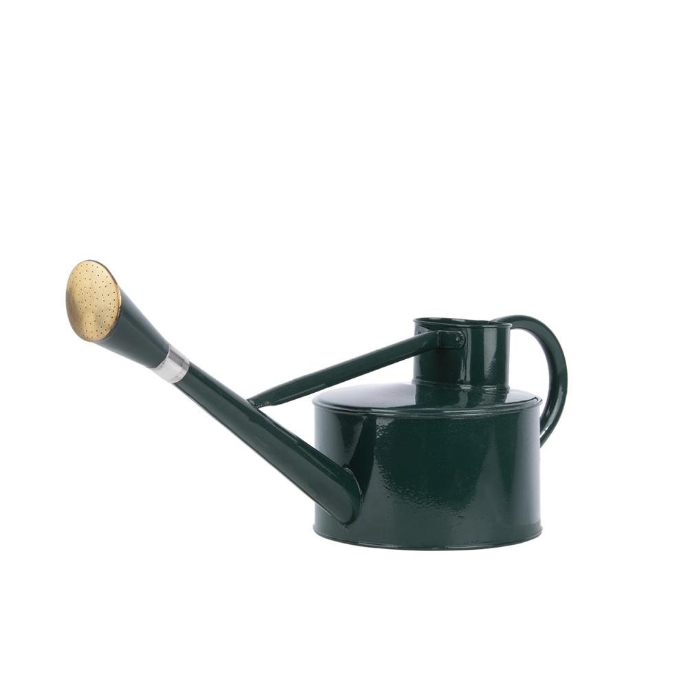 British Nostalgia Watering Can, Green Water Pitcher, Golden Shower 5 L