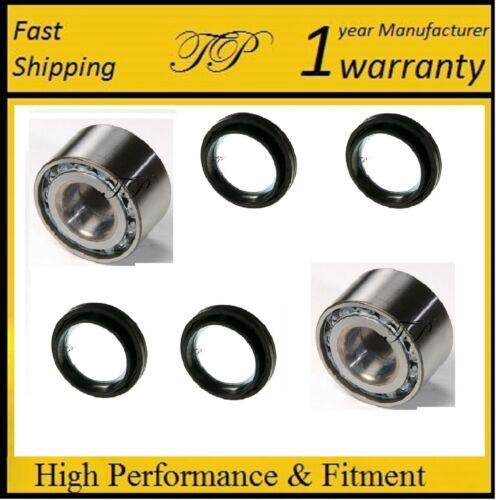 WAGON 1992-1996 EAGLE SUMMIT Front Wheel Hub Bearing /& Seal Kit PAIR