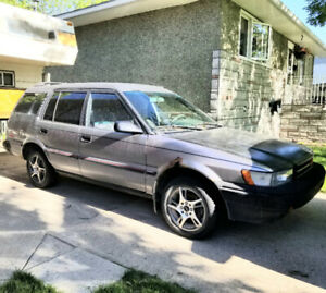 AWD wagon for sale - gets 30+ mpg