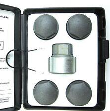 VAUXHALL OPEL INSIGNIA NEW SAAB 9-5 LOCKING WHEEL NUT SET GENUINE SECURITY PARTS