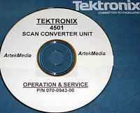 Tek 4501 Instruction (operating & Service) Manual