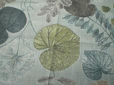 """Harlequin Tessuto per Tende Remnant """"dardanella"""" 68 x 145 cm Misto Lino"""