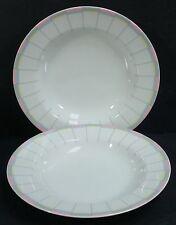 "MIKASA china SEVILLE pattern L5563 Soup or Salad Bowl - Set of Two (2) @ 9"""