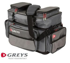Greys-Boat-Bag-Fishing-Luggage-For-Boating-With-Waterproof-Rain-Cover-Angling