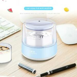 Mini-Electric-Yogurt-Maker-Machine-with-8oz-Glass-Jar-Kitchen-Appliances-ORP