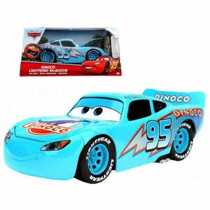 CARS-DINOCO-McQUEEN-Jada-Toys-Disney-Pixar-1-24