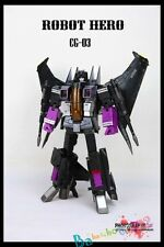 Transformers Larger MP11SW Skywarp RobotHero CG-03 G1 Action figure NEW  instock