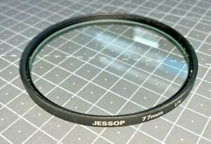 Jessop 77mm UV Filter, made in Japan, good condition