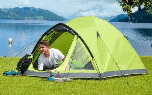 Berger Kuppelzelt 3 Personen Trekkingzelt Campingzelt Leichtzelt Festivalzelt