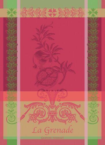 Garnier Thiebaut French Food Kitchen Cotton Woven Towel Melon Fruit Tree 2019