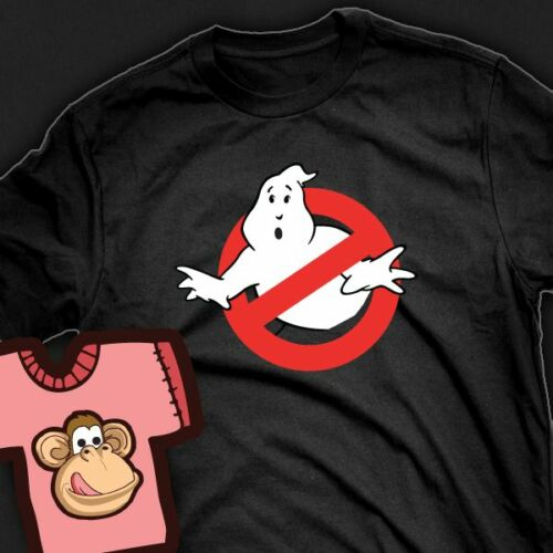 All Colours Childrens Ghostbusters LogoT-shirt kids