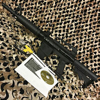 Empire Battle Tested Bt Omega Semi-auto Tactical Paintball Gun - Black