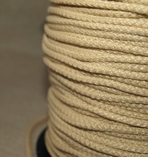 Drawstring Strong Rope Cord Lacing Round Crochet Garden Travel DIY Material