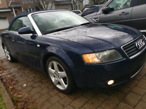 2005 Audi A4 1.8T Coupe (2 door)