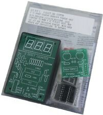 3 Digit Led Counter Timer Kit Requires Assembly