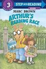 Step into Reading: Arthur's Reading Race by Marc Brown (1996, Paperback)