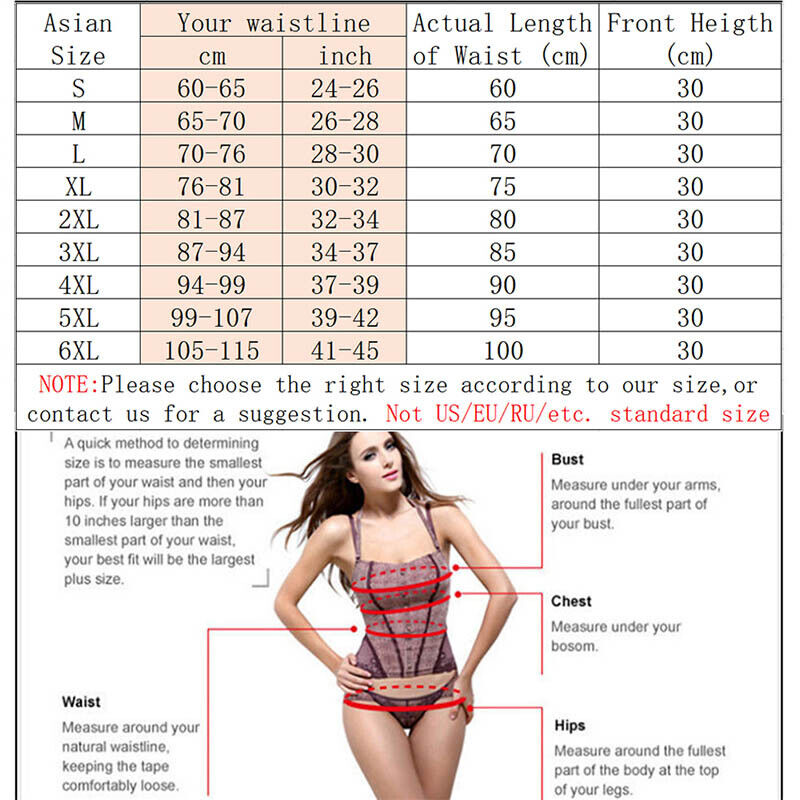 Fajas Reductoras Colombianas Sweat Gym Body Shaper Waist Trainer Cincher Corset 1