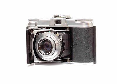 Voigtländer Vito Ii Mit 3,5/50mm Color-skopar Nr.1022 Ein GefüHl Der Leichtigkeit Und Energie Erzeugen Foto & Camcorder Analoge Fotografie