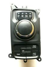 2013 2018 Ram 1500 Transmission Shifter Shift Knob 4x4 68171965ai Used Bw44 45