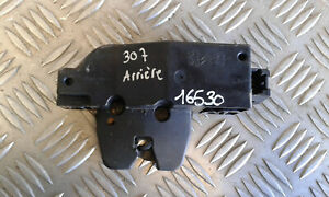 Serrure-coffre-arriere-PEUGEOT-307-Reference-9652301980