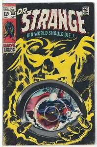 Doctor-Strange-Vol-1-181-VG-Vy-Gd-Plus-RS003-Marvel-Comics-ORIG-US